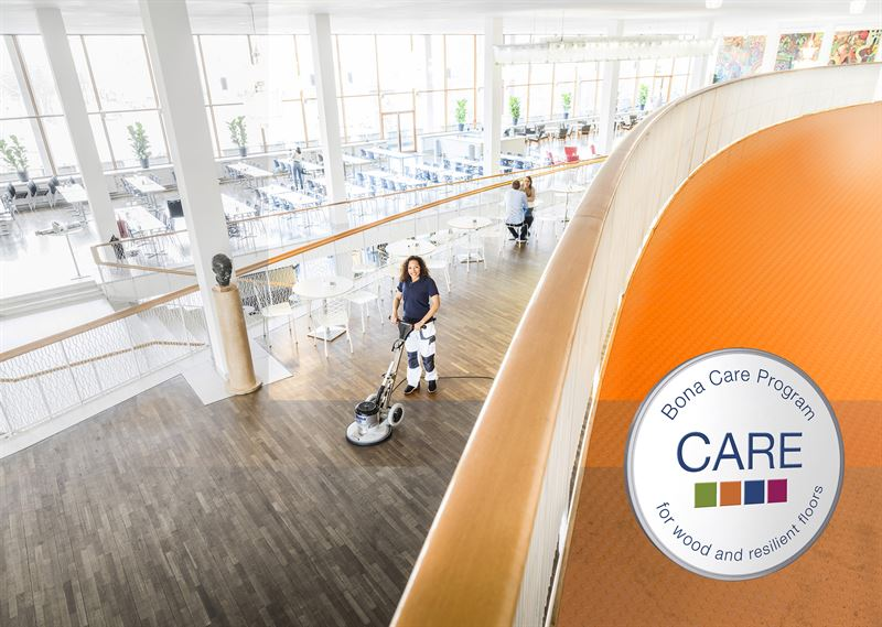 Bona Introduces A New Professional Care And Maintenance Program