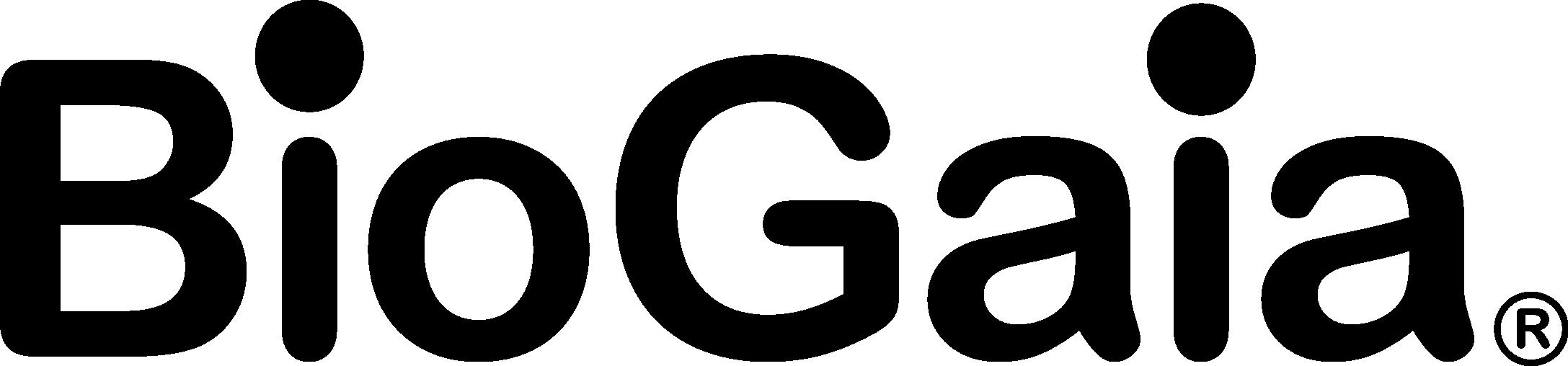 BioGaia logo - GU Ventures