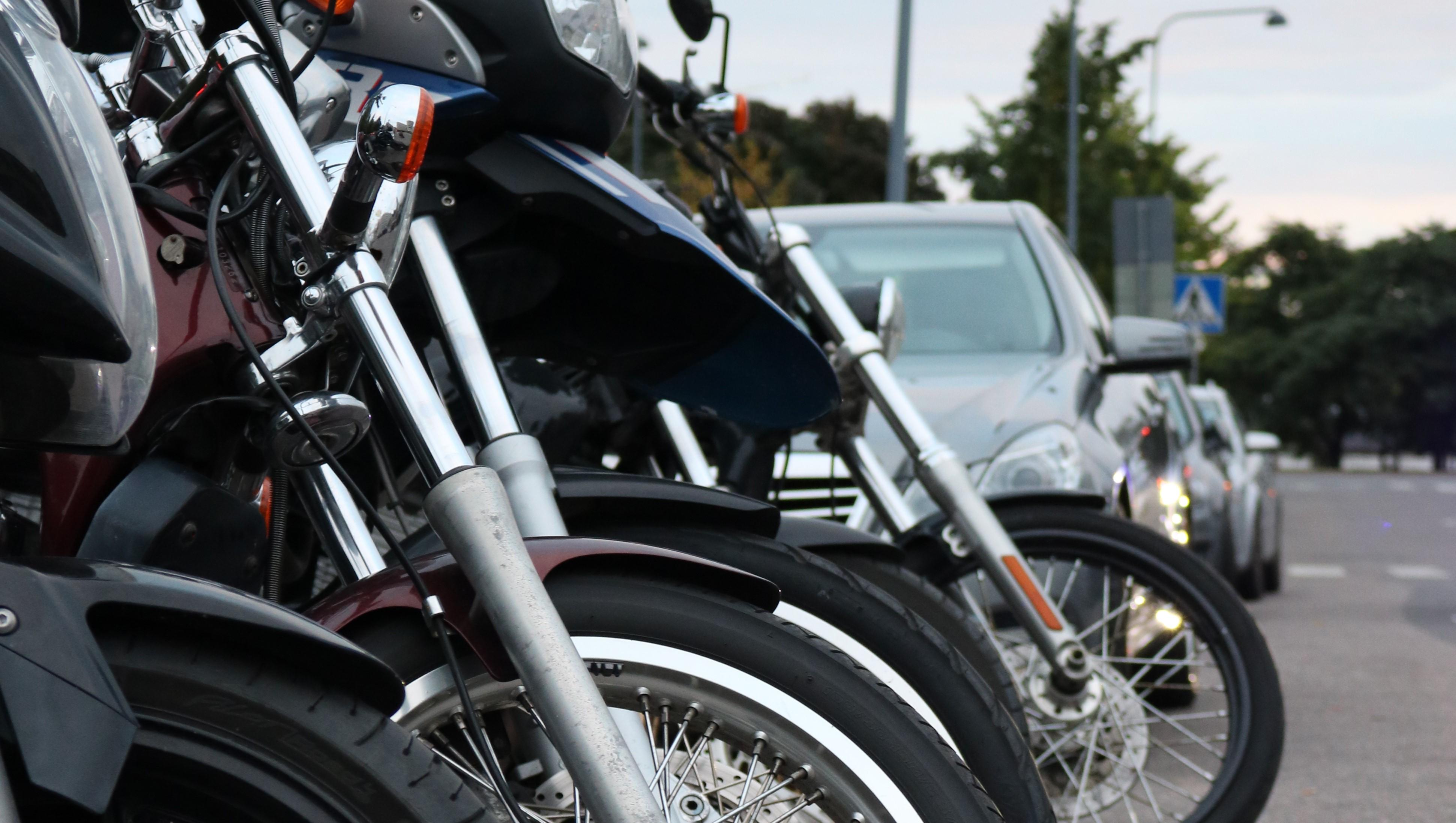 Moottoripyörän Liikennevakuutus