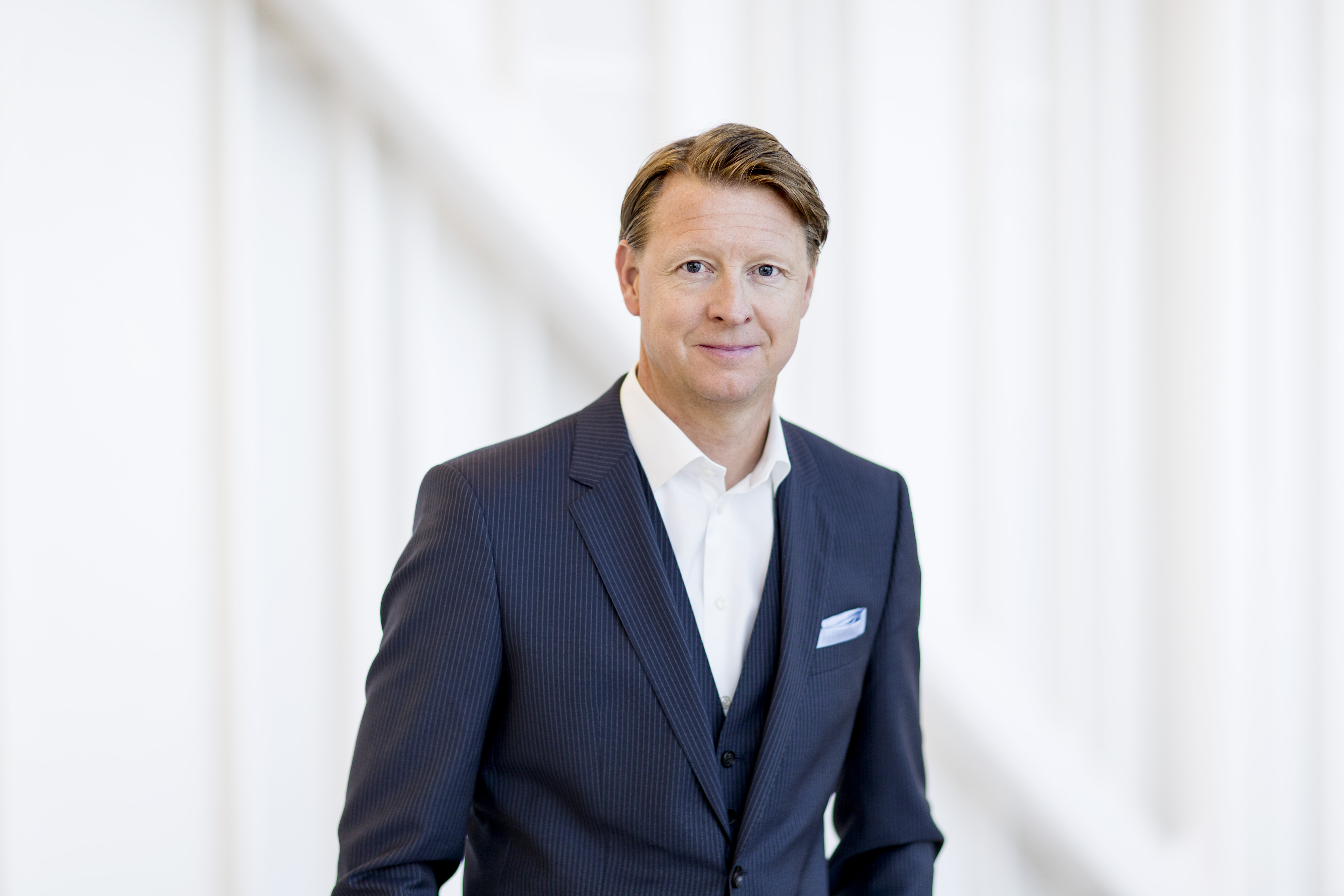 Hans Vestberg_Ericsson President and CEO