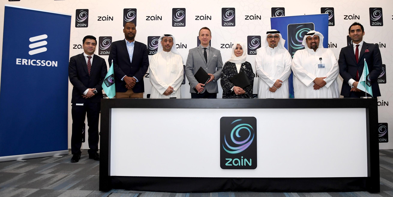 Ericsson Joins Zain Kuwait Led Utilities Digital Transformation Project Electronic Meter Utility