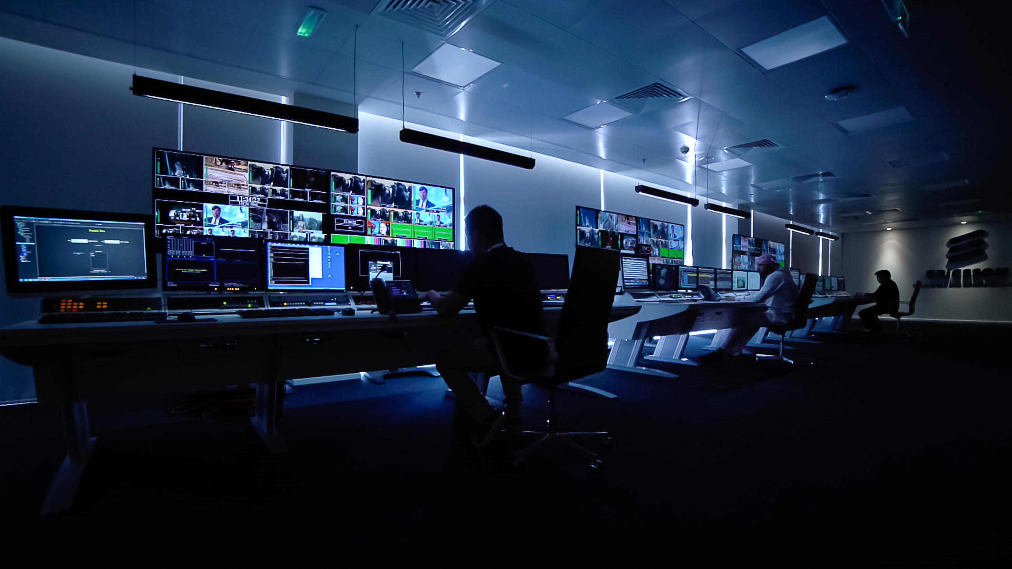 Abu Dhabi Broadcast hub 07