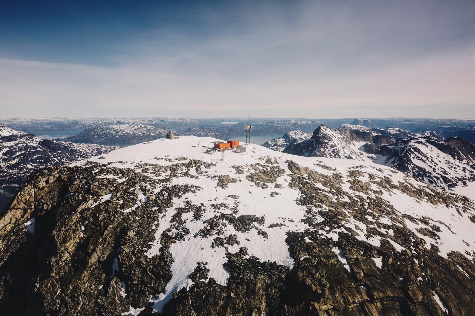 TELE-POST Greenland 1