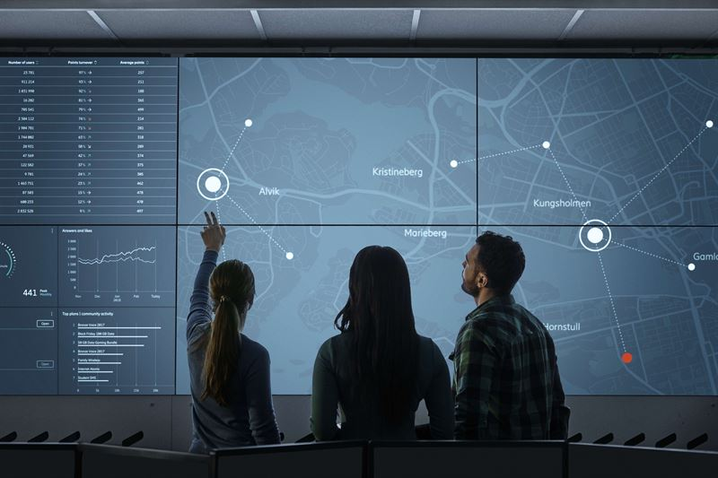 New AI-based Ericsson Operations Engine makes managed services
