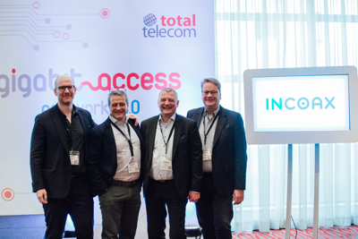 InCoax Team at Gigabit Access2019