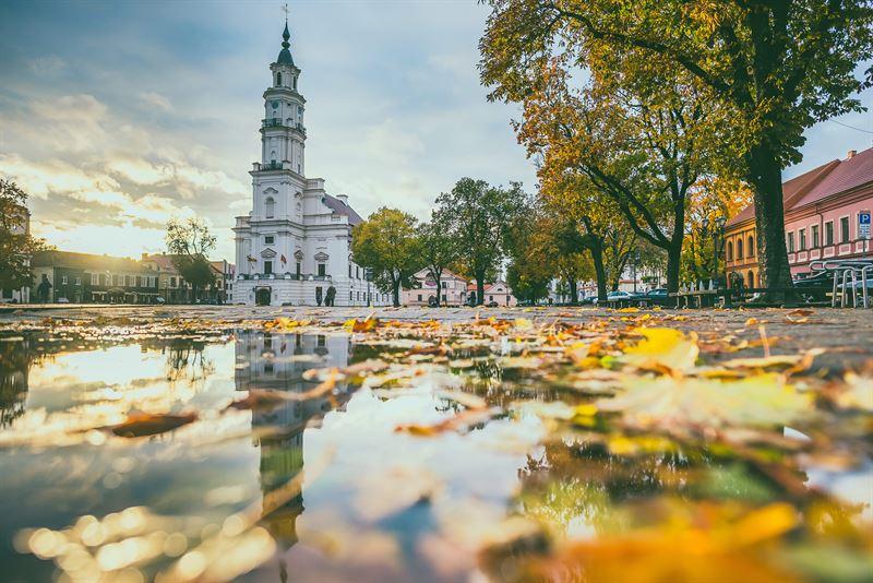 Fem måsten under en weekend i Litauen 2