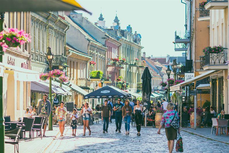 Fem måsten under en weekend i Litauen 3
