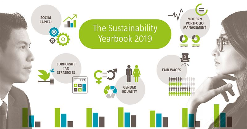 The Sustainability Yearbook Visual 2019
