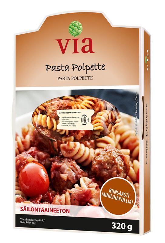 7317 Via Pasta Polpette 3 2 Hk Ruokatalo Oy