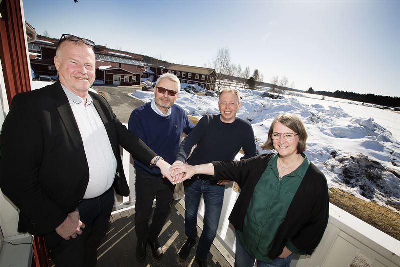 Klart: De bygger ut Boden Business Park