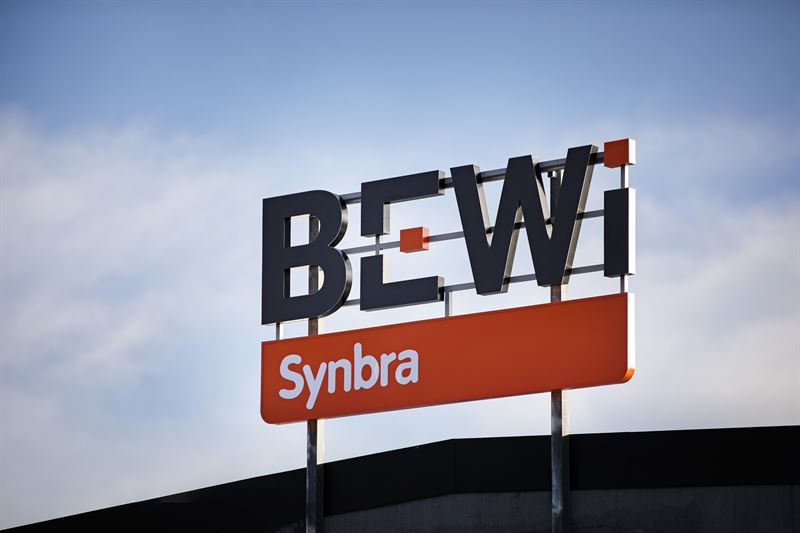 BEWiSynbra's acquisition of insulation facility in Norrköping completed
