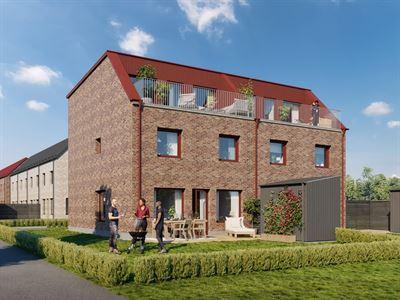 SHH byggstartar 53 bostadsrättsradhus i Norra Borstahusen, Landskrona