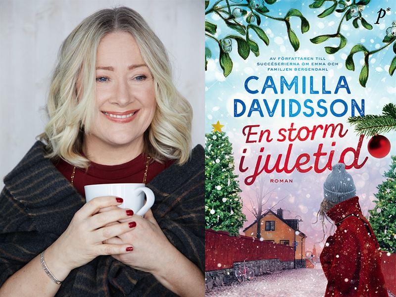 En storm i juletid av Camilla Davidsson