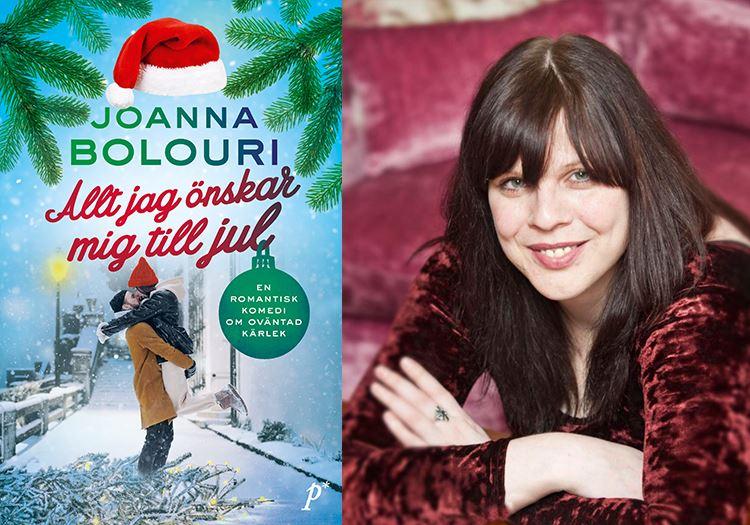 Allt jag nskar mig till jul av Joanna Bolouri