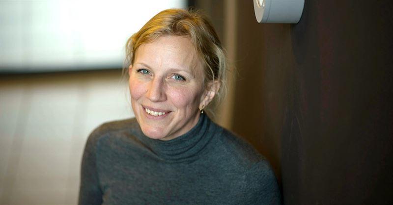 Docent Kajsa Paulsson Lunds universitet som leder studien