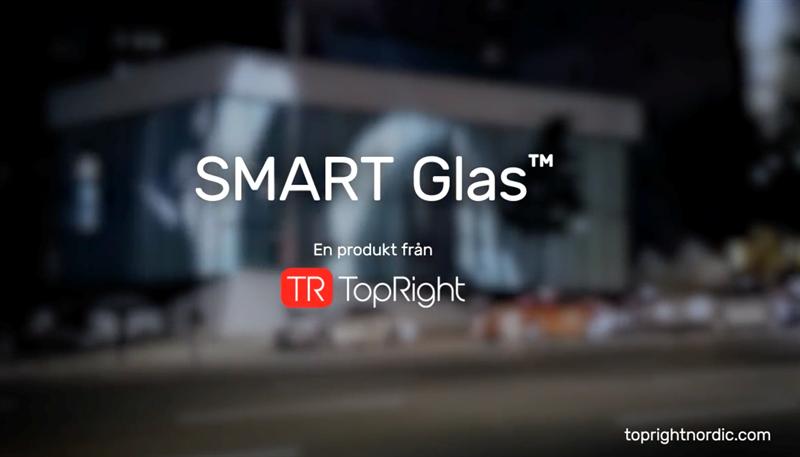 Volkswagen beställer SMART Glas till sitt showroom i Stockholm city - TopRight  Nordic AB