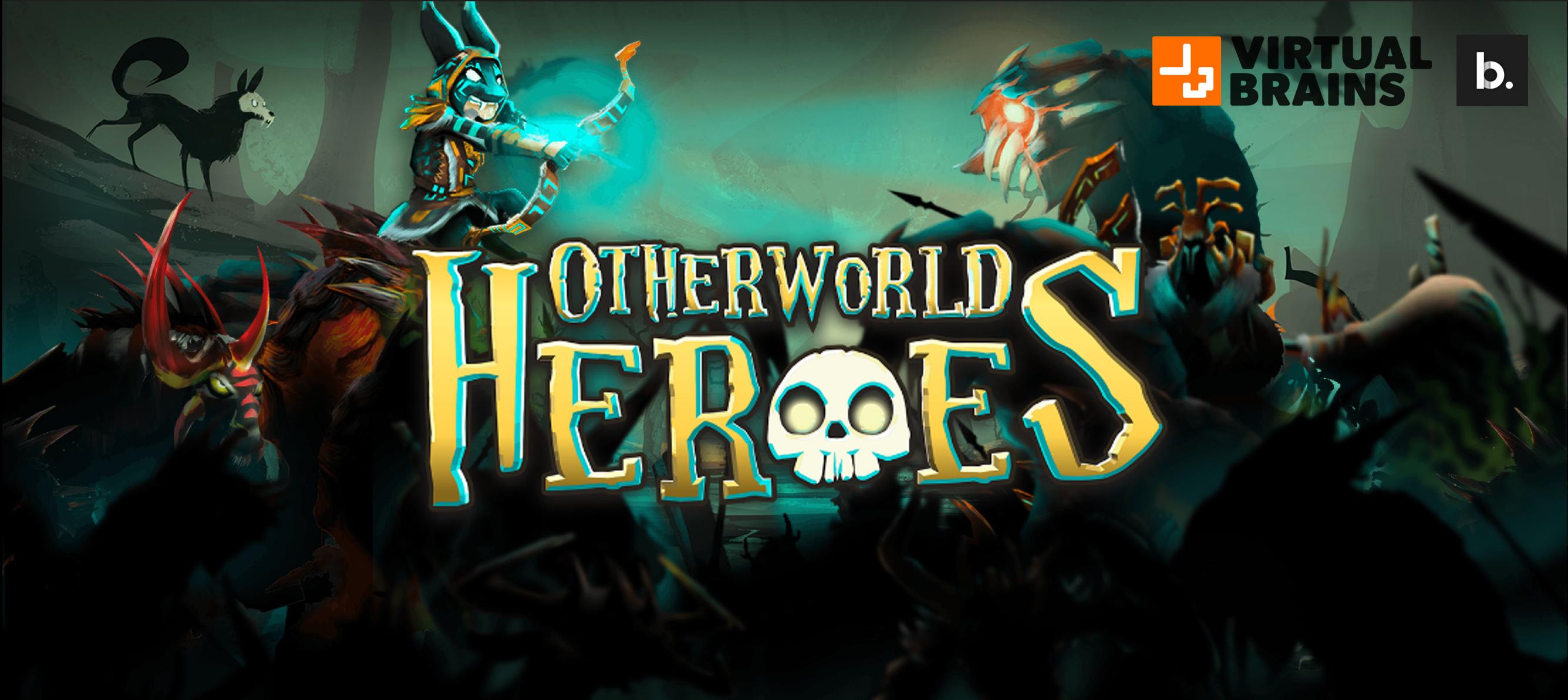 Ny trailer för Bublar Groups platsbaserade MMORPG Otherworld Heroes