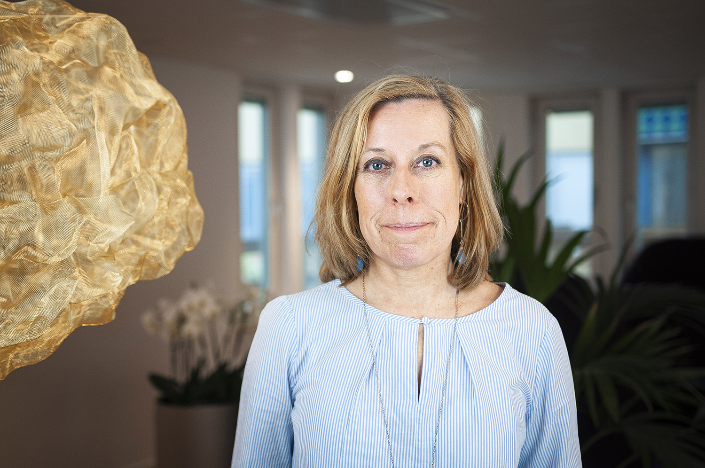 Helena Nordin Hllbarhetschef Advania Sverige