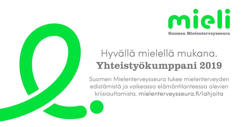 Kuvan kyttoikeuspyynnt Suomen Mielenterveysseura