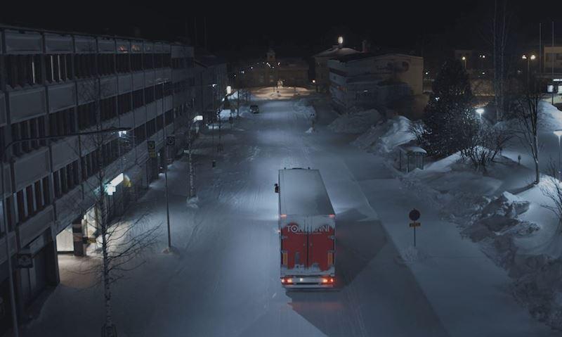 Koko Suomen joulukauppa Tokmanni joulufilmi 2019 kuva 2