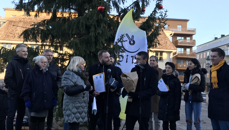 Årets 5i12-pris tilldelas KRIS Södertälje