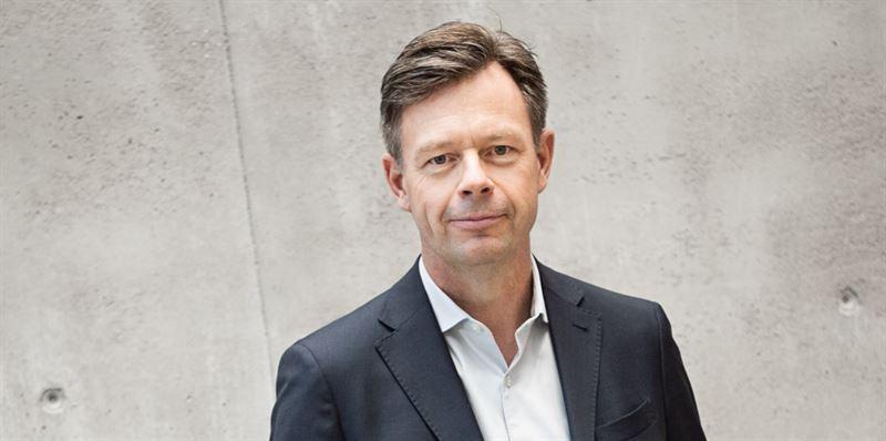 CEO Anders Johansson