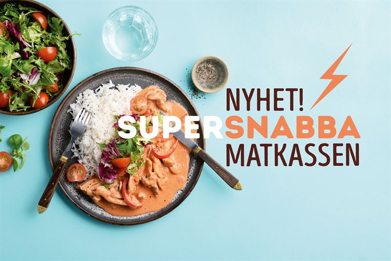 MF SUPERSNB Nyhet Supersnabba ORIG