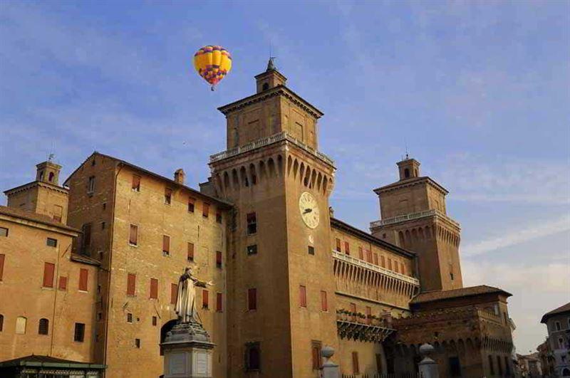 Der Himmel über Ferrara: im Heißluftballon - Ferrara - Comacchio