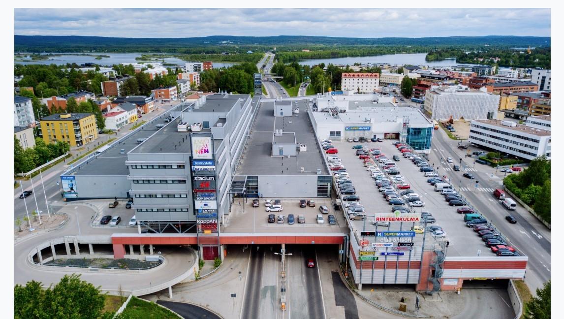 Kauppakeskus Rovaniemi