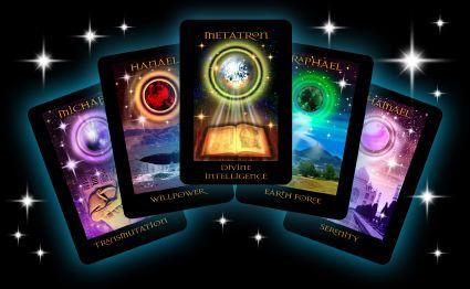 Angels-of-Atlantis-card-spread - Findhorn Press