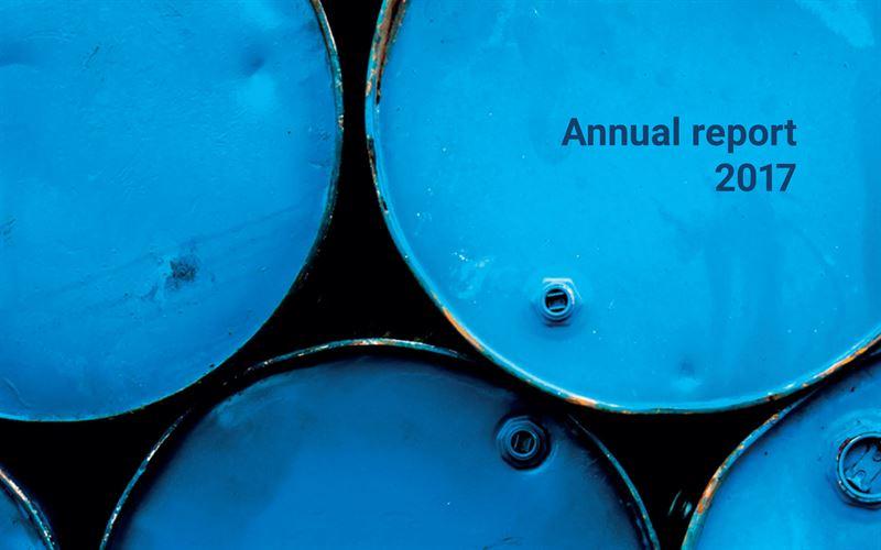 Årsrapport for 2017 og Årlig Reserverapport