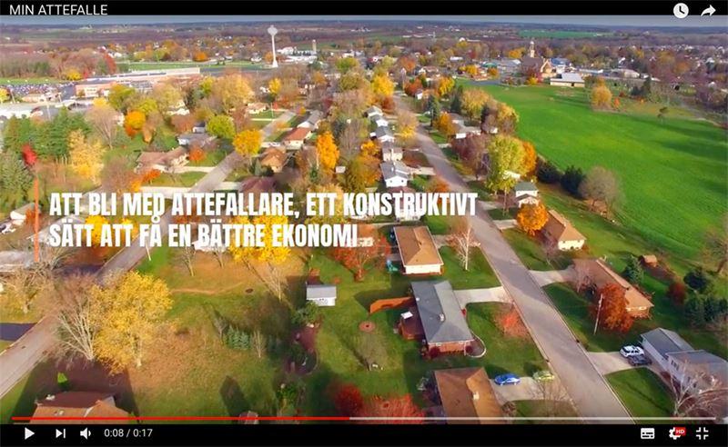 Video om Attefallare frn Systemhus
