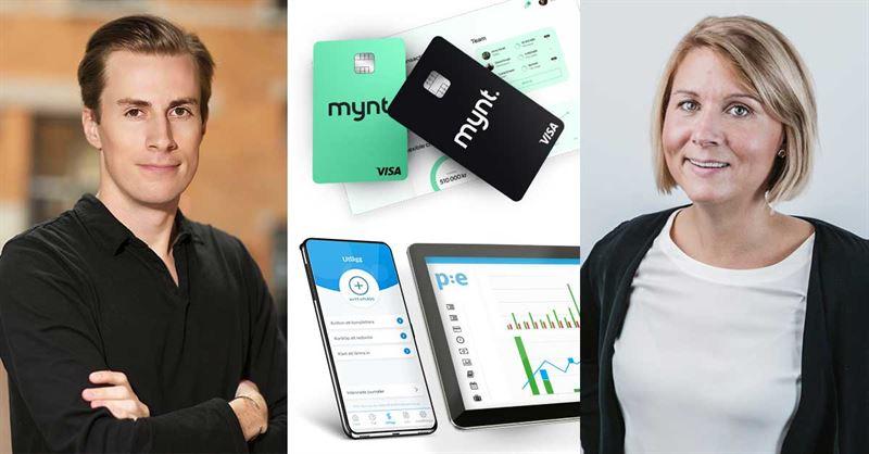 Release av Mynt smarta fretagskort i PE Accounting