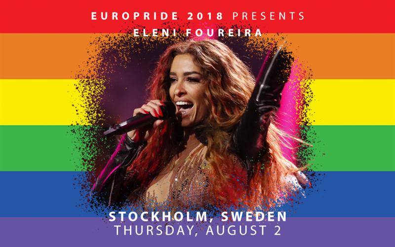 Eurovisionstjarnan till stockholm