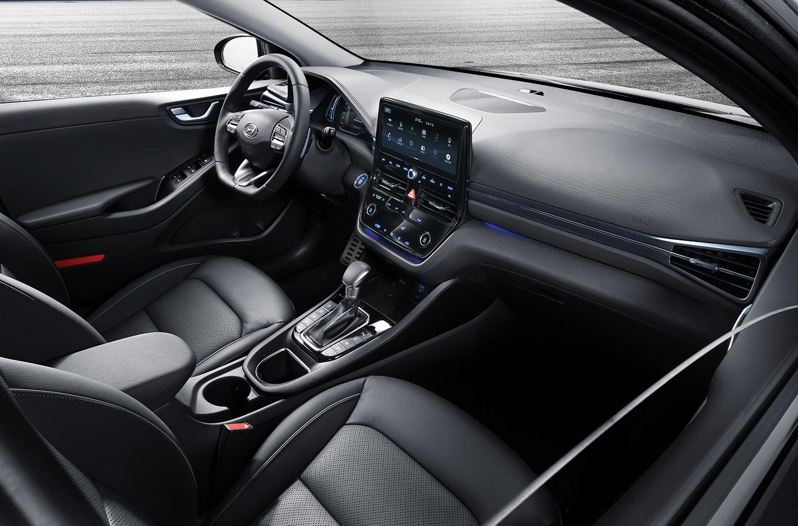 New Hyundai Ioniq 2019