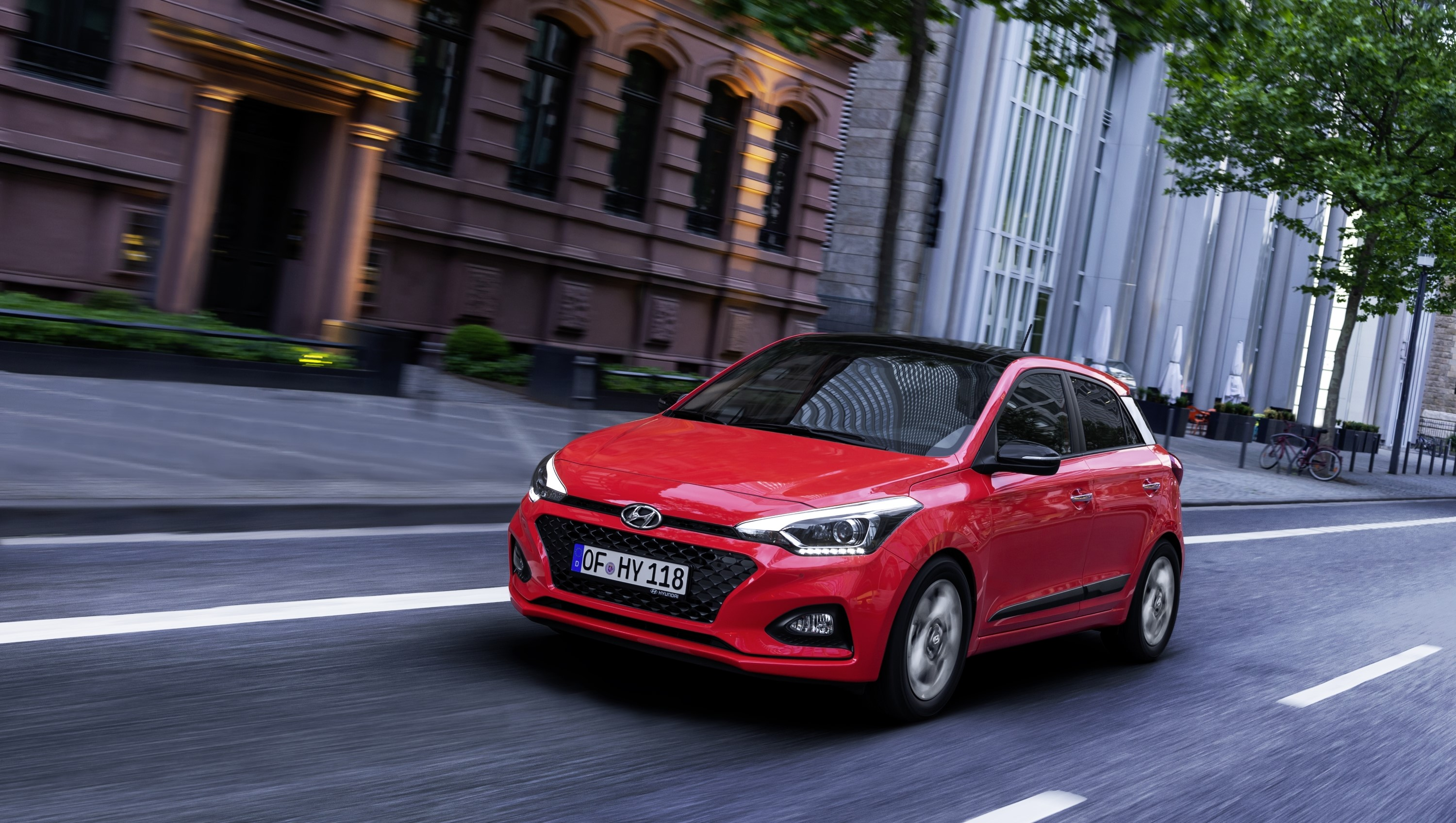 Car In German >> Hyundai I20 Rated Best Compact Car In Germany S Auto Bild