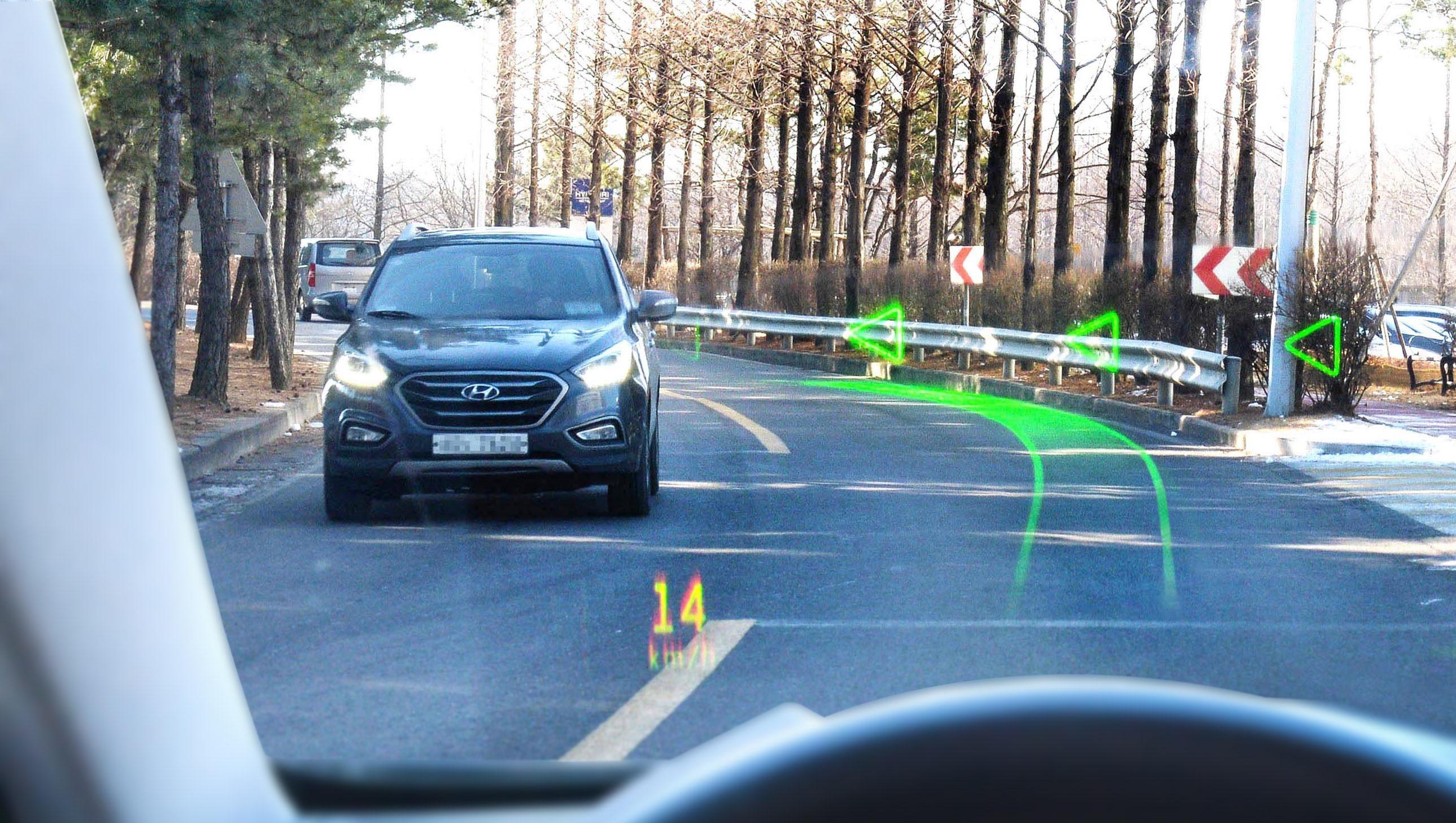 Hyundai Motor Group >> Hyundai Motor Group And Wayray Unveil Next Generation Visual