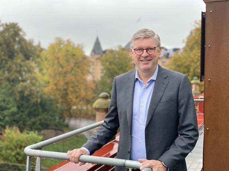 Stefan Nilsson, CEO Lumito