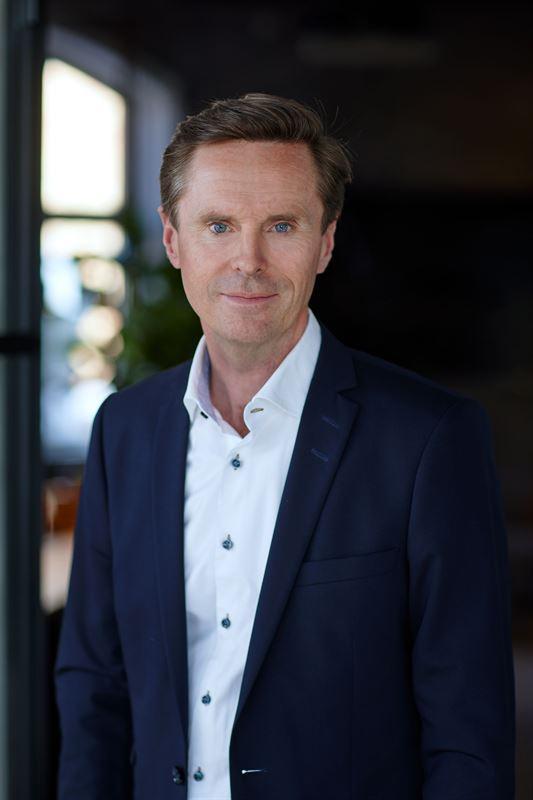 Mattias Lundin, VD Lumito