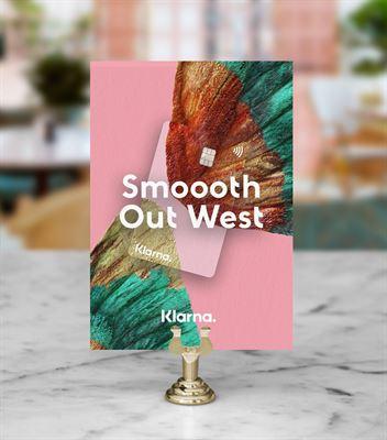 2d02167a91fa Stockholm, 12 juni 2019 - Som en av huvudsponsorerna till musikfestivalen  Way Out West lanserar Klarna tillsammans med lokala företag i Göteborg nu  Smoooth ...