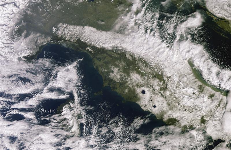 Copernicus vderbild Italien
