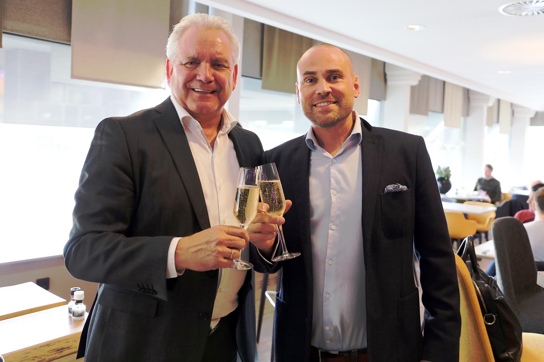 Varbi i partnerskap med Centric i Nederländerna