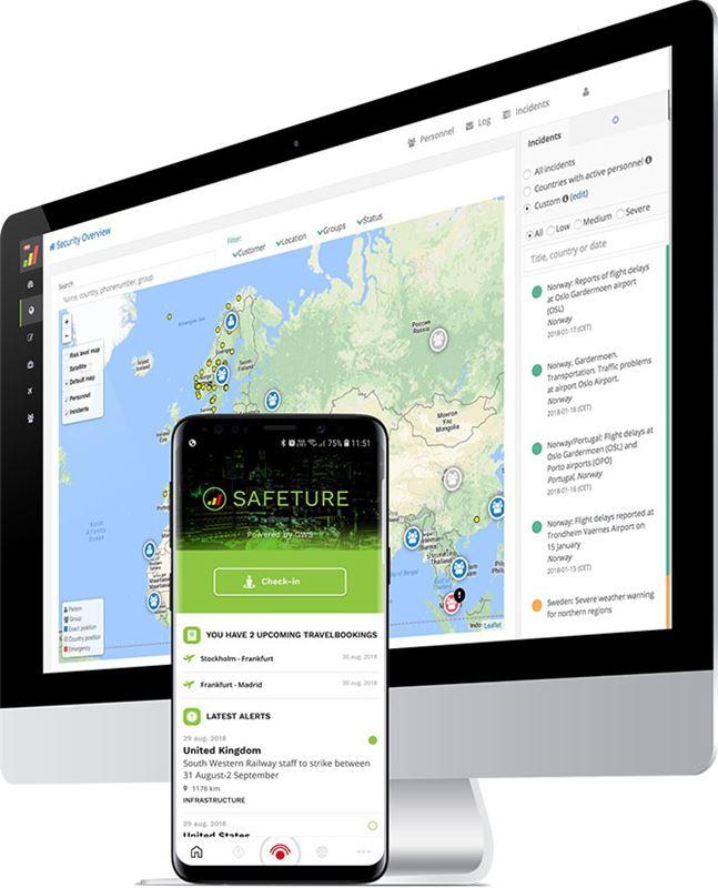 Safeture2-platform-app-ISO - Safeture AB
