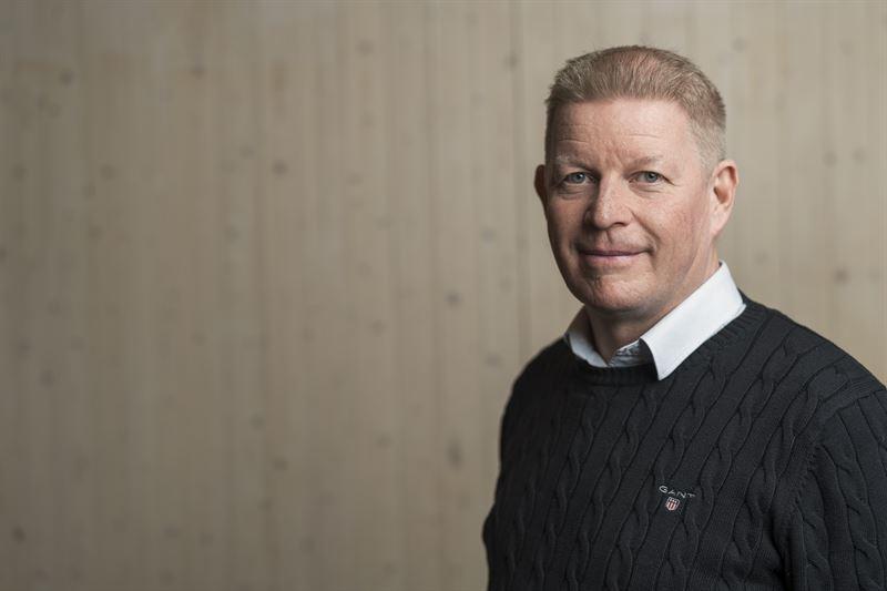 Mikael Lindberg tilltrdande vd p Jrntrhus
