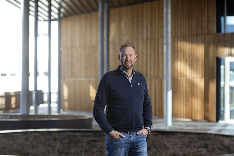 Mats Hkansson projekteringsansvarig Contractor