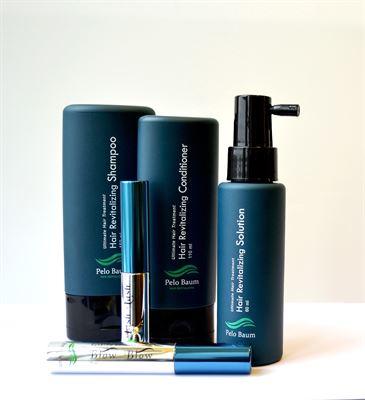 schampo som hjälper håret att växa