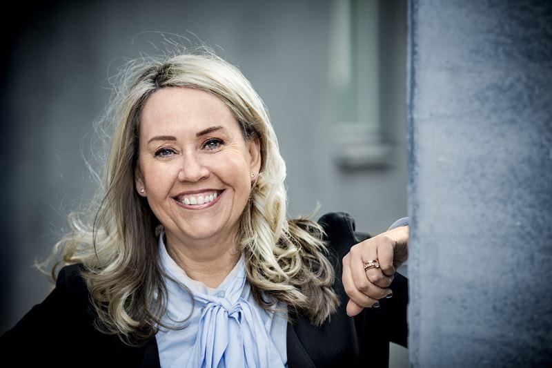 Monica Längbo, HR direktör på Axfood