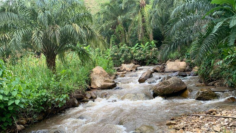 River in Burundi