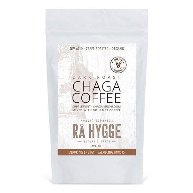 Rå Hygge Chaga Coffee, 227 g.