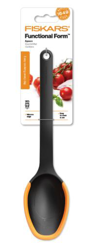 plastskeden Fiskars Functional form spoon.